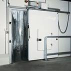 ПВХ-завесы для холодильных камер